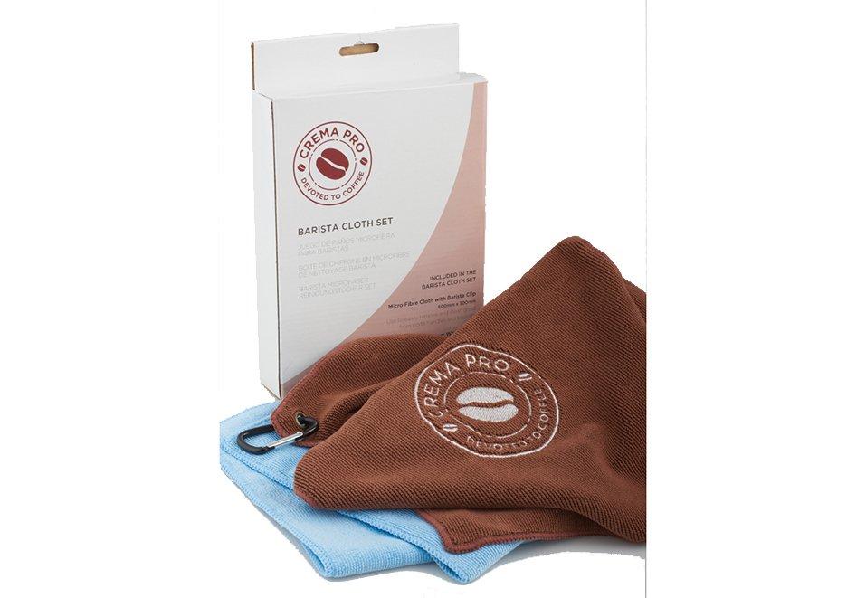 CREMA PRO 2-Pack Barista Towels