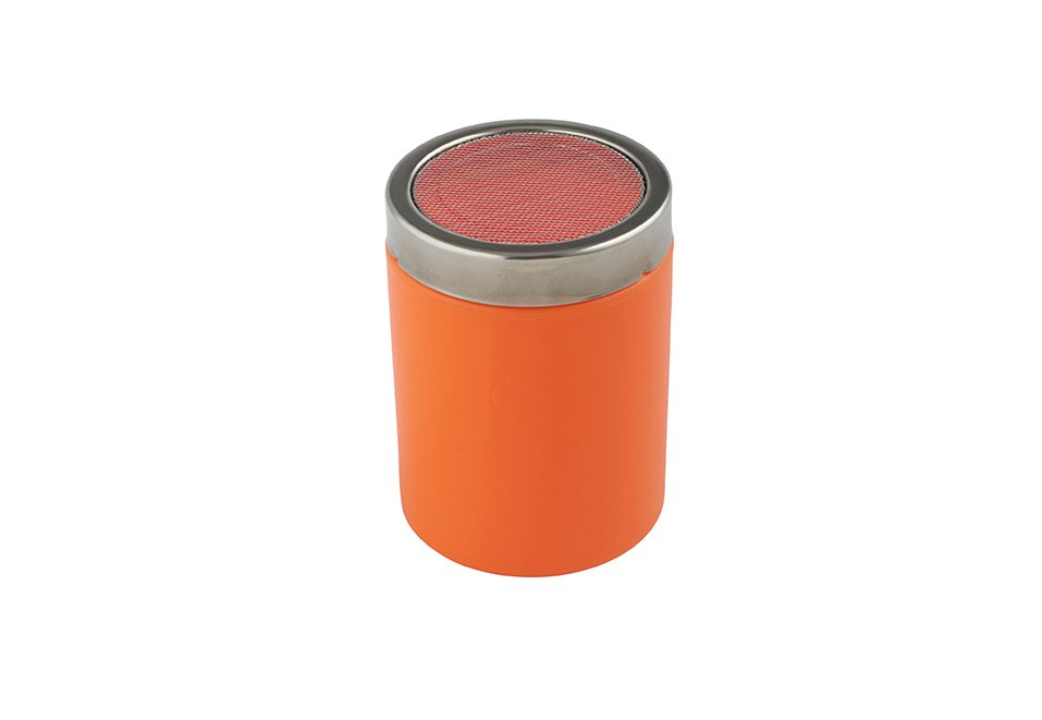CREMA PRO Cocoa Shaker – Burnt Orange