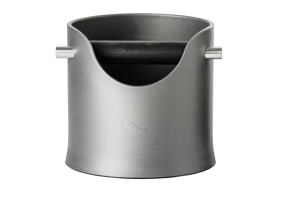 CREMA PRO Knock Bin 110mm – Dark Grey