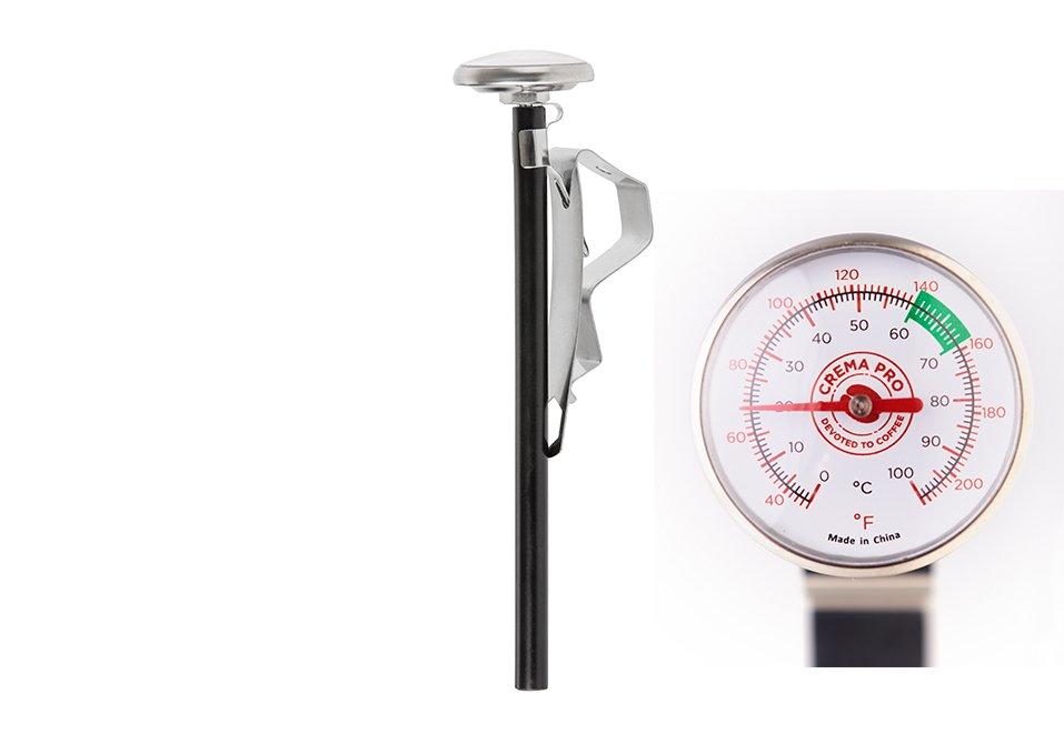 CREMA PRO Milk Thermometer